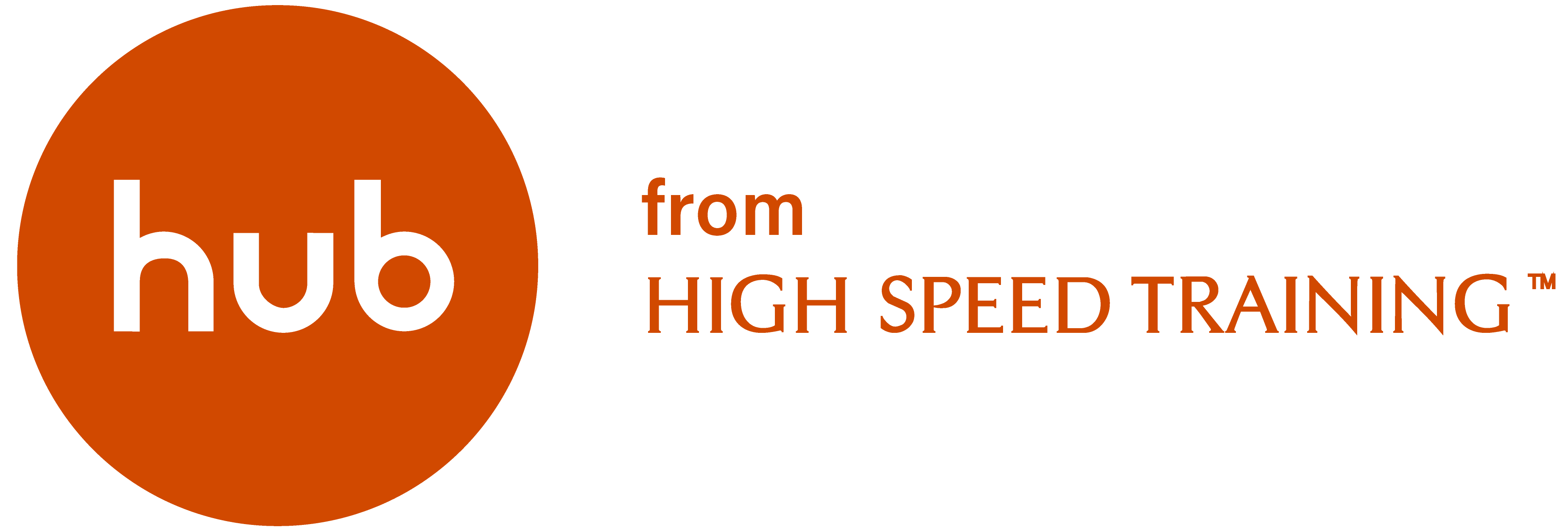 High Speed Training Hub Logo