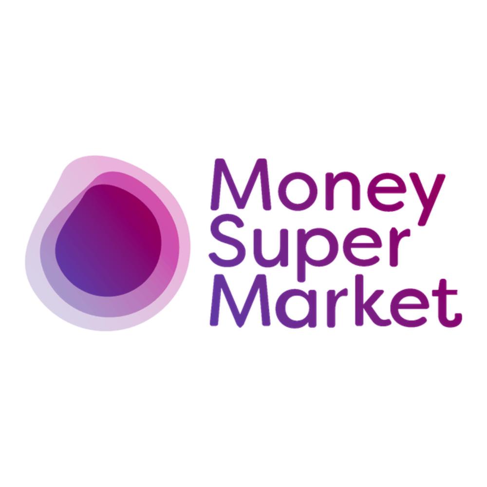 Money Super Market Logo