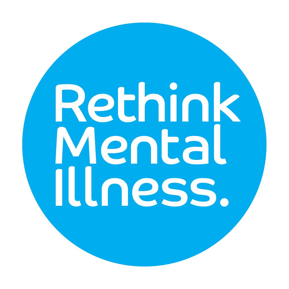 Rethink Mental Health Logo