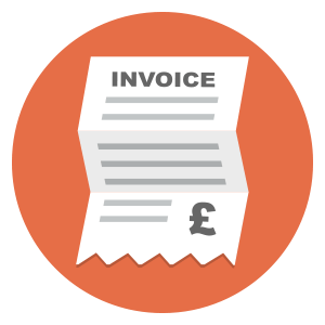 image representing our invoice options
