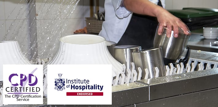 Cleaning in Food Premises Training