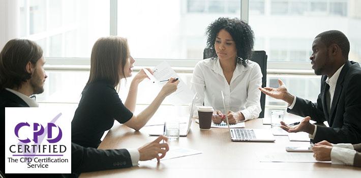 Conflict Management Training Course