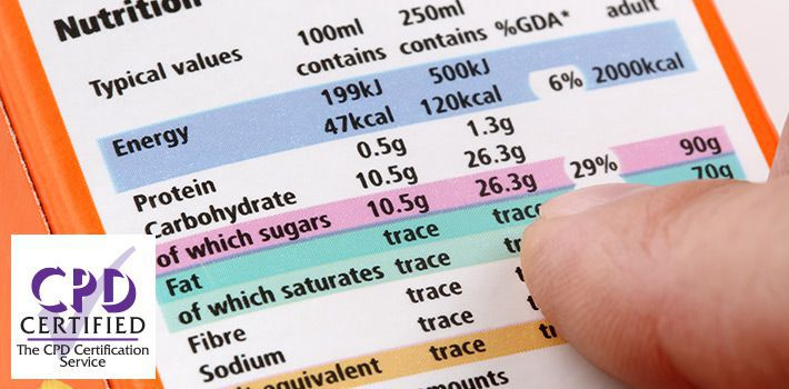 Food Labelling Requirements Course