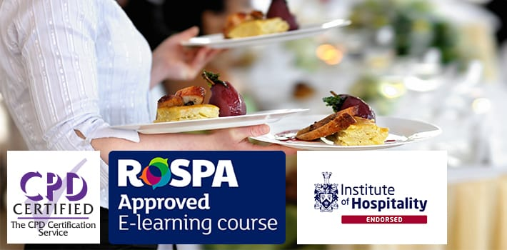 Level 1 Food Hygiene & Safety Certificate Online
