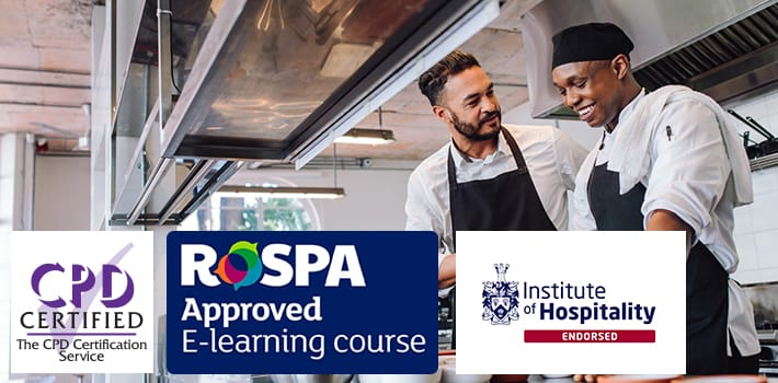 Level 2 Online Food Hygiene Training Course For Catering
