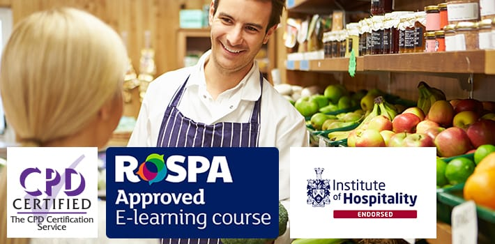 Level 2 Food Hygiene and Safety for Retail thumbnail image