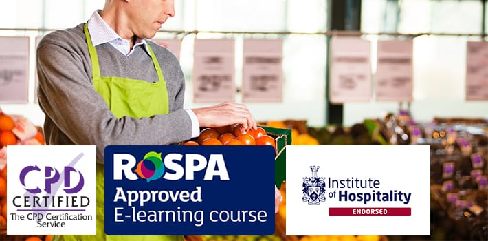 Level 3 Online Food Hygiene Training Course for Retail
