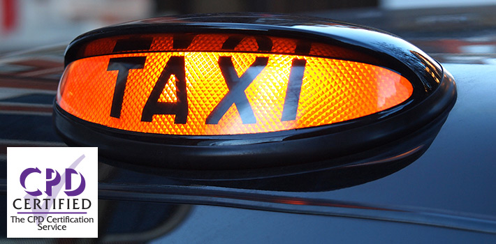 Safeguarding Training For Taxi Drivers