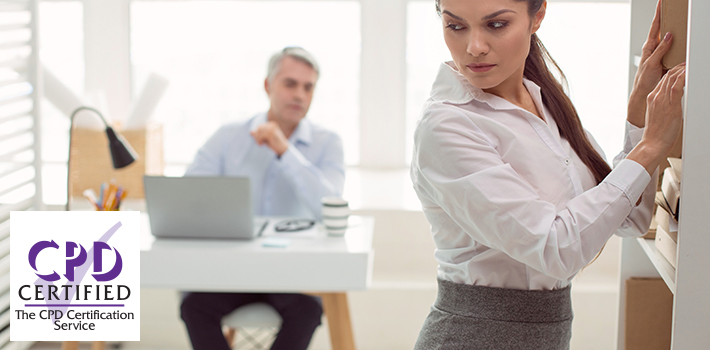 Sexual Harassment Training For Managers & Supervisors