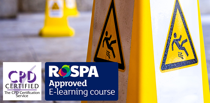 Slips, Trips and Falls Training Course