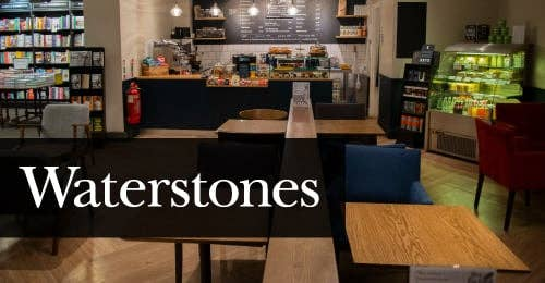 Waterstones Cafe Location