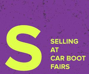 Selling at Car Boot Fairs