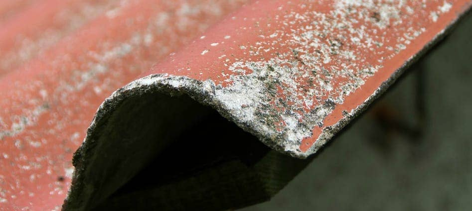 How to test for asbestos a step by step guide hst - Key steps removal asbestos roofs ...