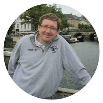 Richard Anderson High Speed Training Hub Author Profile