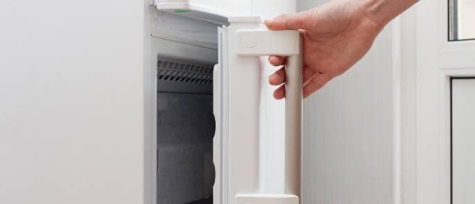 freezer food storage