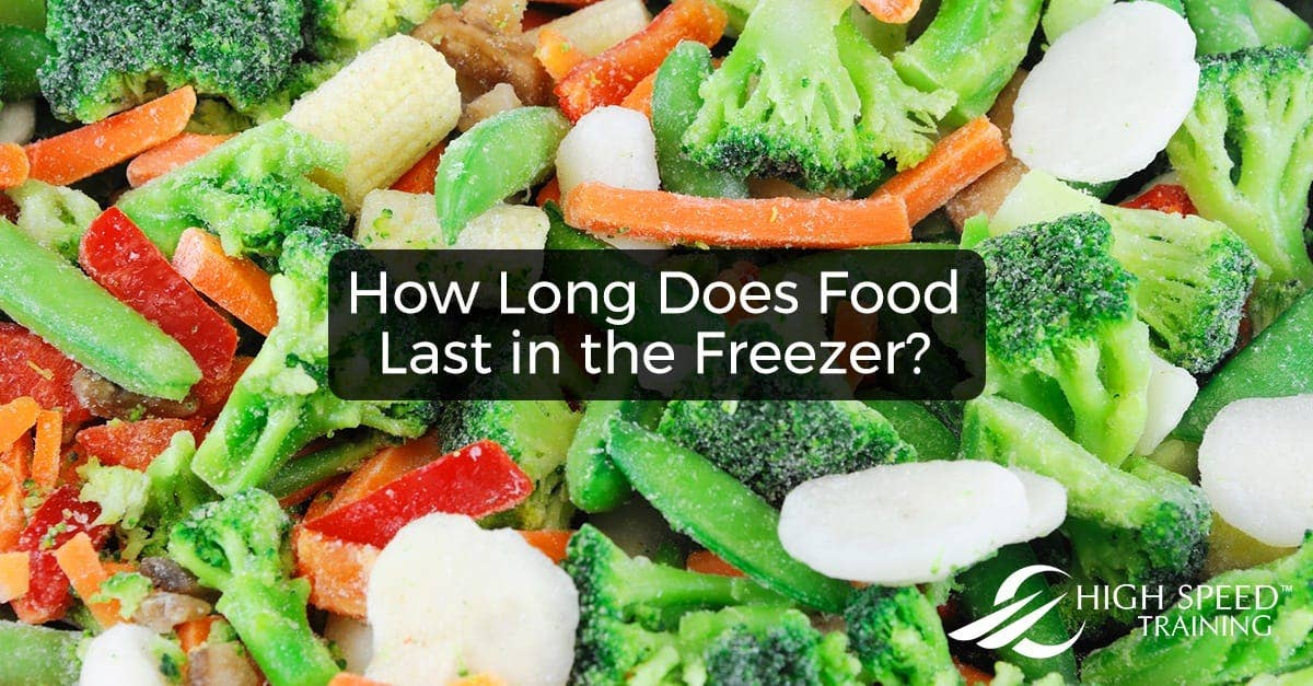 How Long Does Food Last In The Freezer A Food Safety Guide