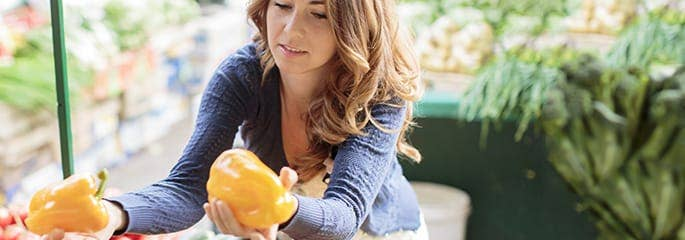 eating healthy to manage stress