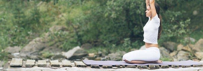 yoga to manage stress