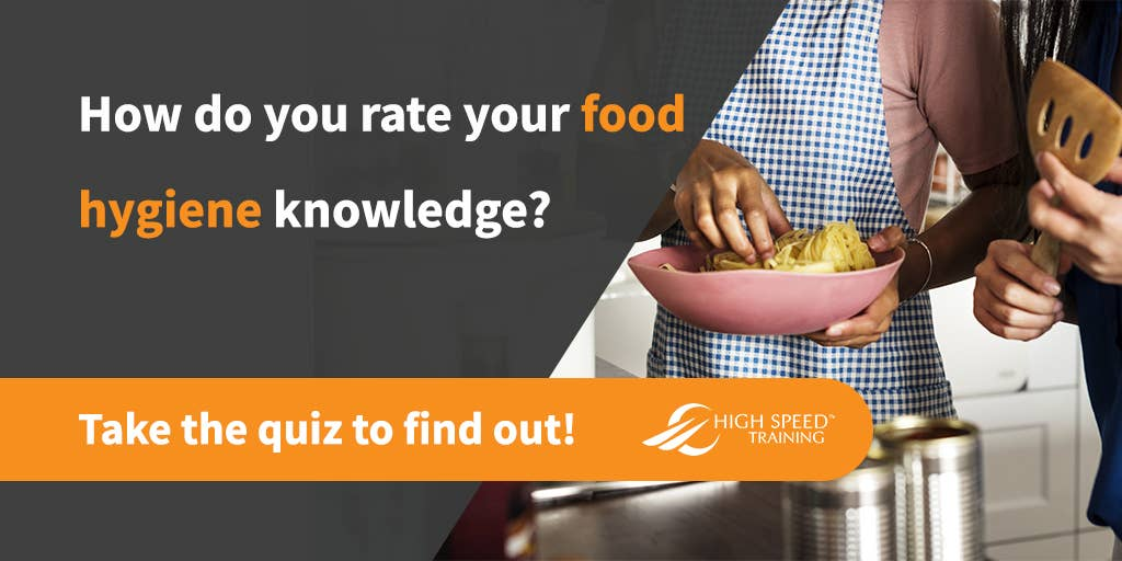 Basic Food Hygiene Quiz Questions & Answers | Practice Test
