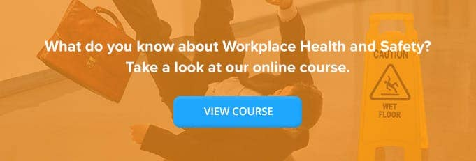 Level 2 Health and Safety in the Workplace Training Online Training Course Banner from High Speed Training