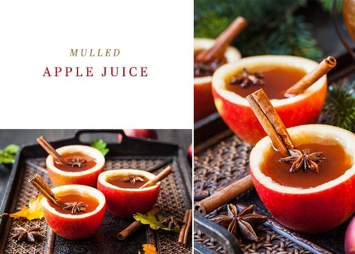Mulled Apple Juice Recipe