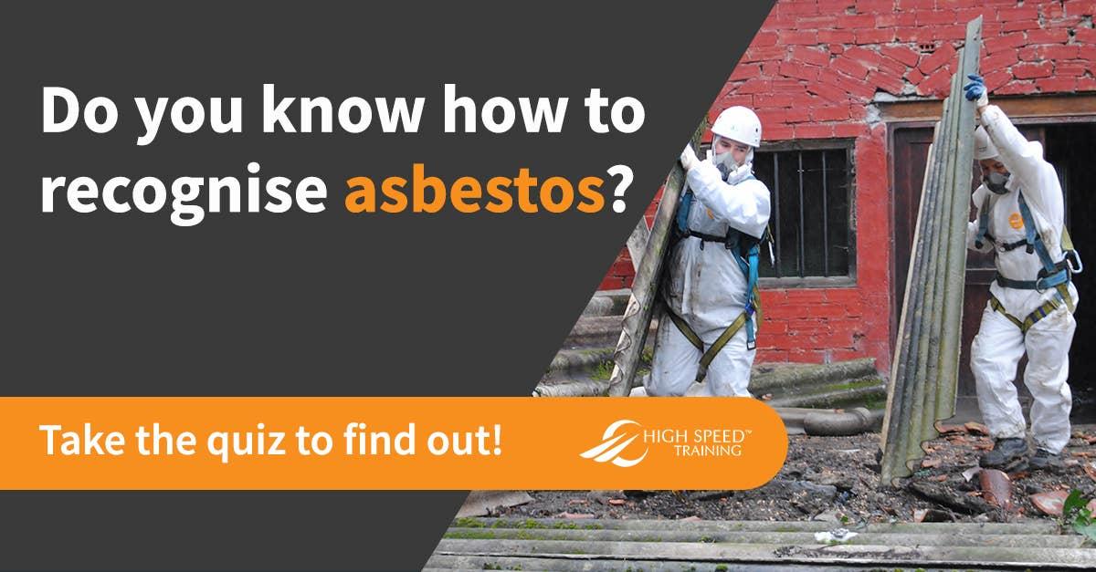 Asbestos Awareness Mock Test Online Quiz
