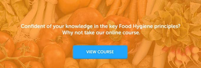 Level 2 Food Hygiene For Catering Online Training Course Banner From High Speed Training