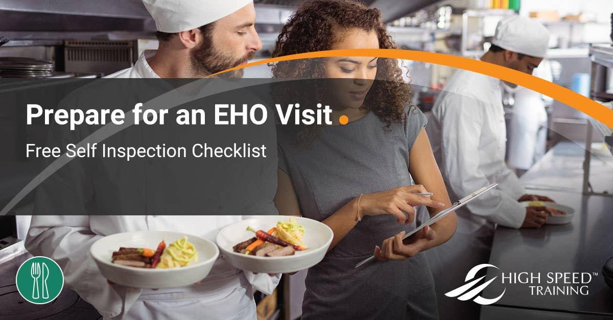 Self Inspection Checklist For Food Premises EHO Visit