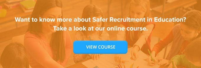 Safer Recruitment Online Training From High Speed Training