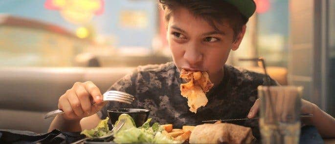 Fast Food And Health Impact On Teenagers Uk