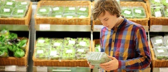 Vegetarian and Vegan Teen