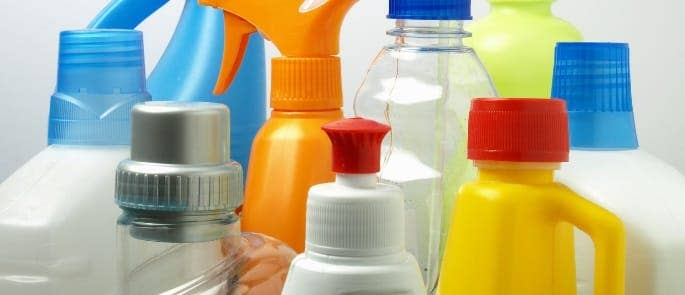 coshh cleaning chemicals
