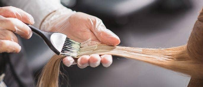 coshh in hairdressing hair dye