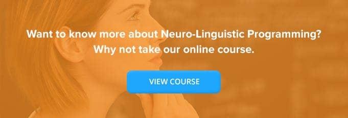 Neuro Linguistic Programming (NLP) - A Beginners Guide