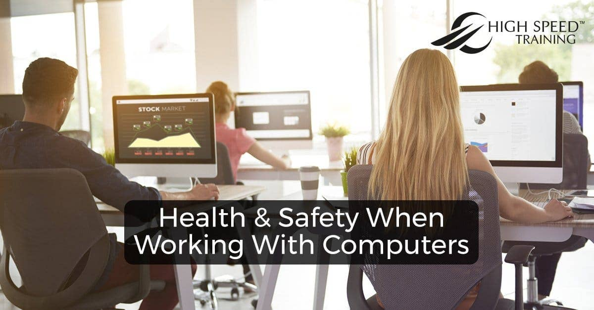 health and safety when working with computers a dse guide