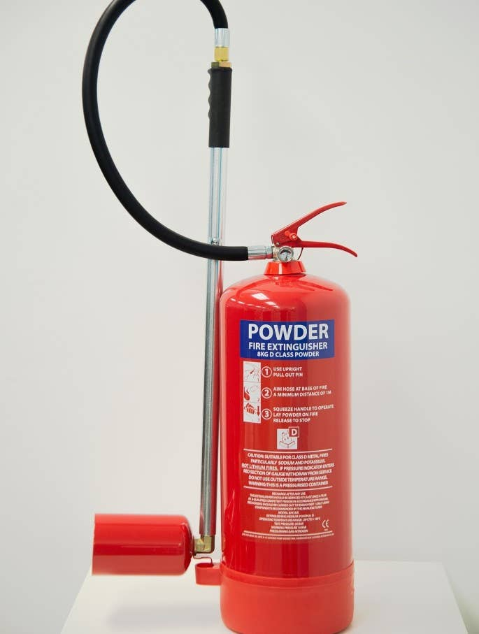 M28 and L2 Powder Extinguisher
