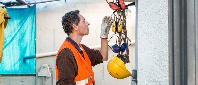 noise management workplace ppe earmuffs