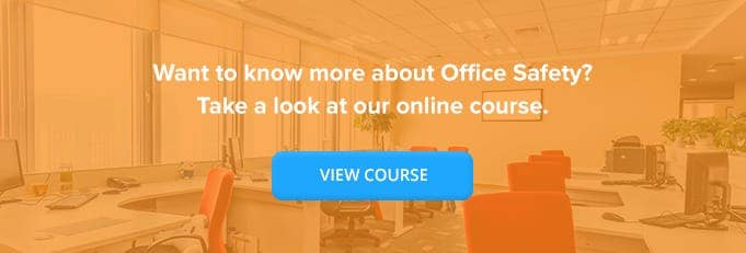 Office Safety Online Training From High Speed Training