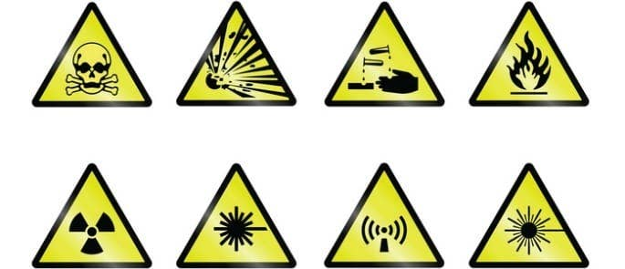 Health and Safety Signs Quiz - Test Your Knowledge