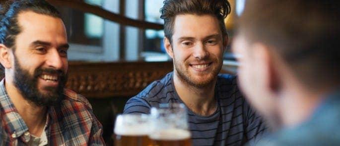 men's mental health - talking