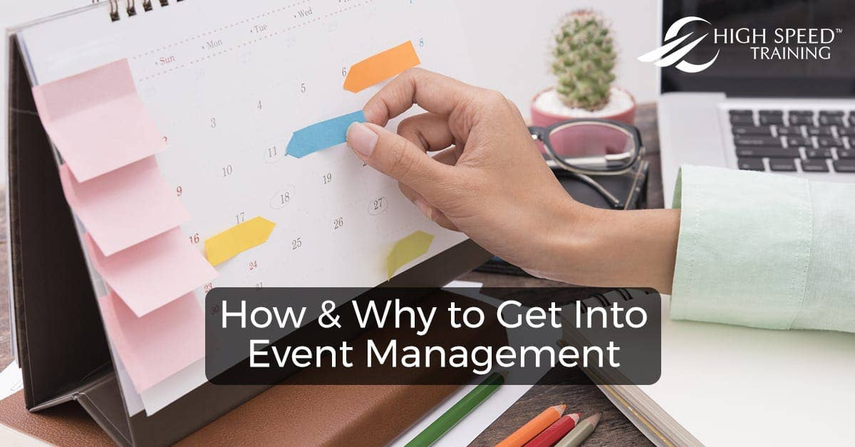 how  u0026 why to get into event management  without a degree