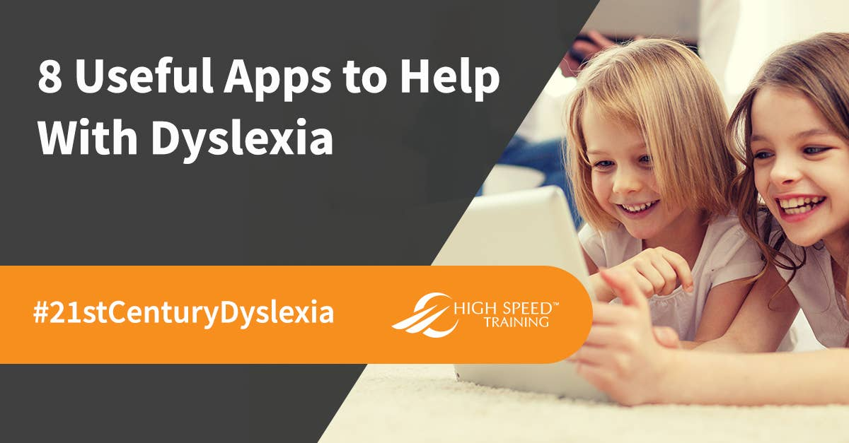 8 Useful Apps to Help with Dyslexia | Supporting Learners