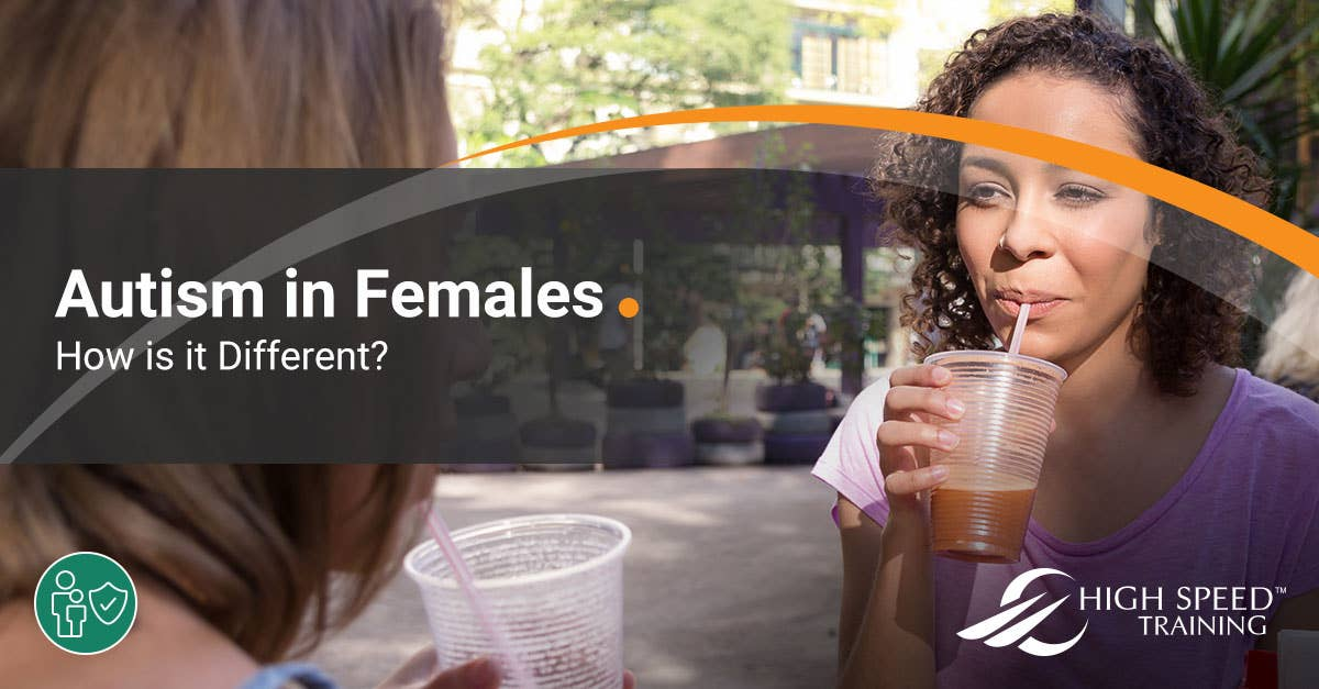 Autism in Females: Why It's Different & What To Look Out For