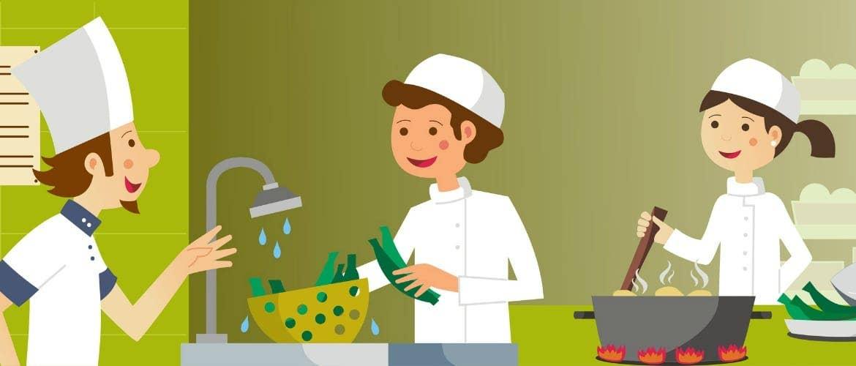Online food hygiene quiz for kids high speed training for Hygiene cuisine