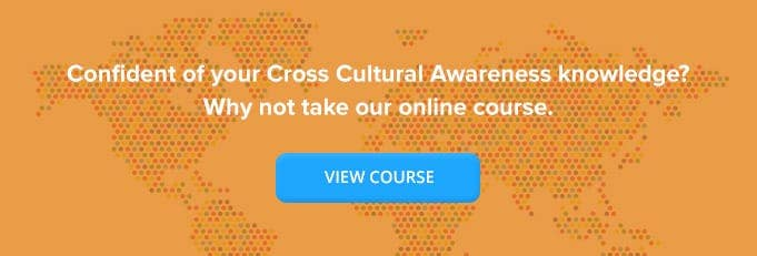 Cross Cultural Awareness Online Training Course Banner from High Speed Training