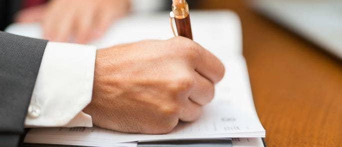 anti bribery policy template writing