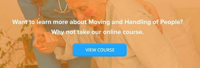 Moving and Handling People Online Training From High Speed Training