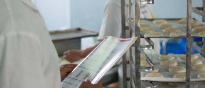 HACCP control measures