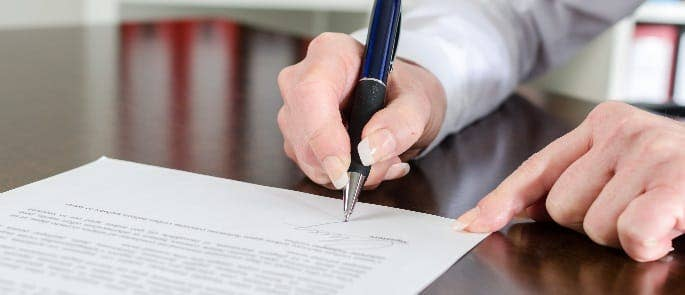Writing a Business Letter: How to Structure a Letter & Envelope