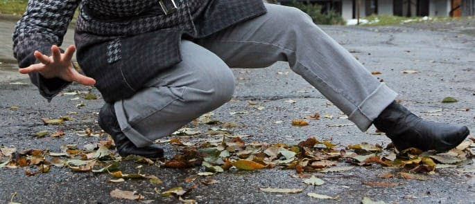 Preventing Slips Trips And Falls Control Measures Amp Tips